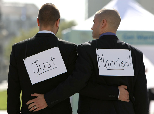 Judaism and Islam on Gay marriage
